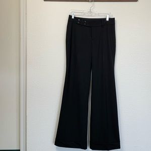 Banana Republic Jackson Fit wool with Lycra pants